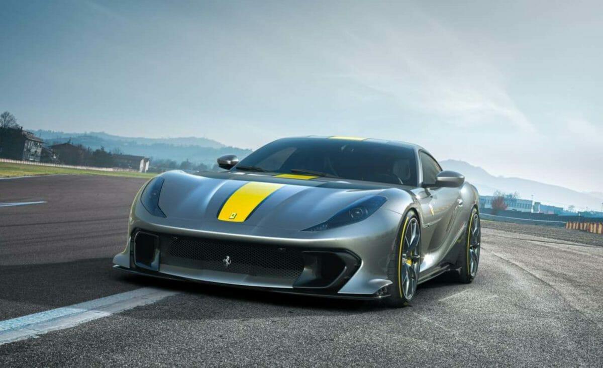 Ferrari 812 superfast Limited edition (2)
