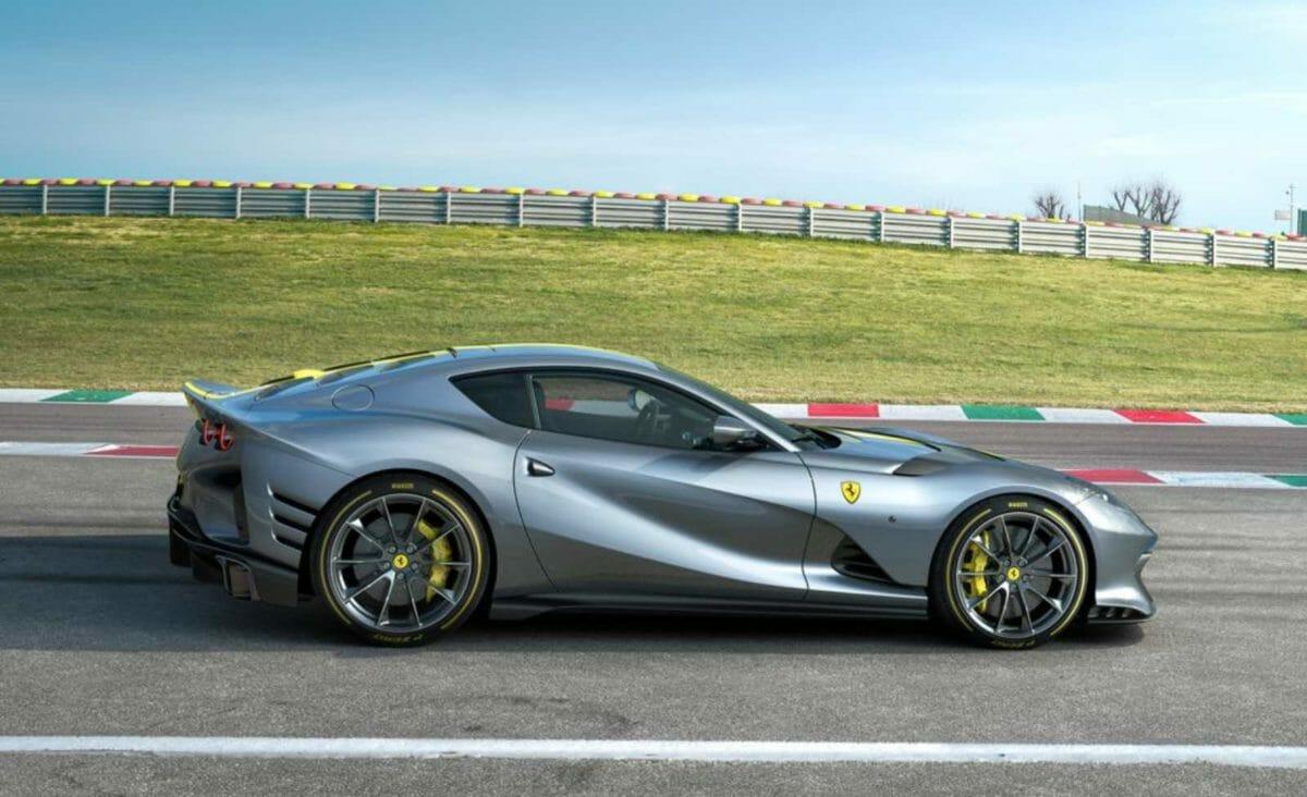 Ferrari 812 superfast Limited edition (4)