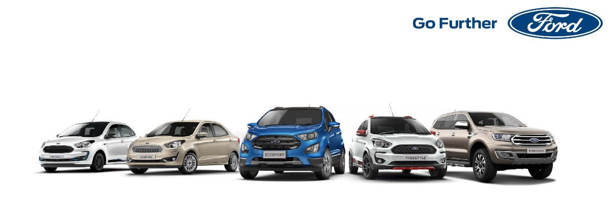 Ford India lineup
