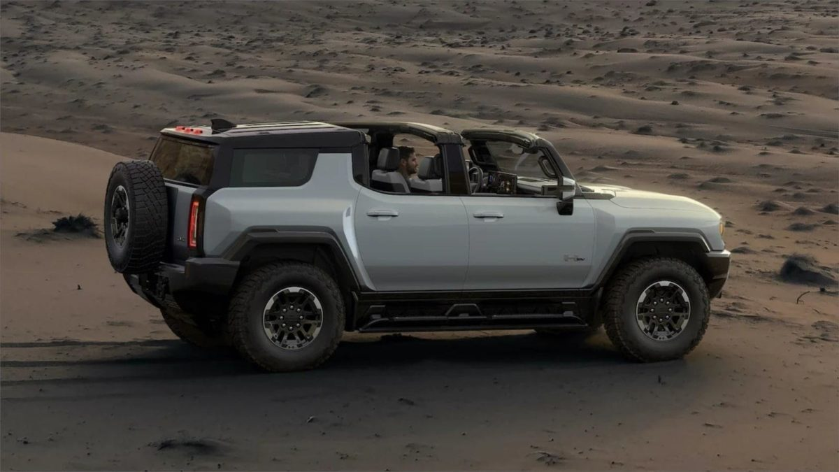 GMC Hummer EV (3)