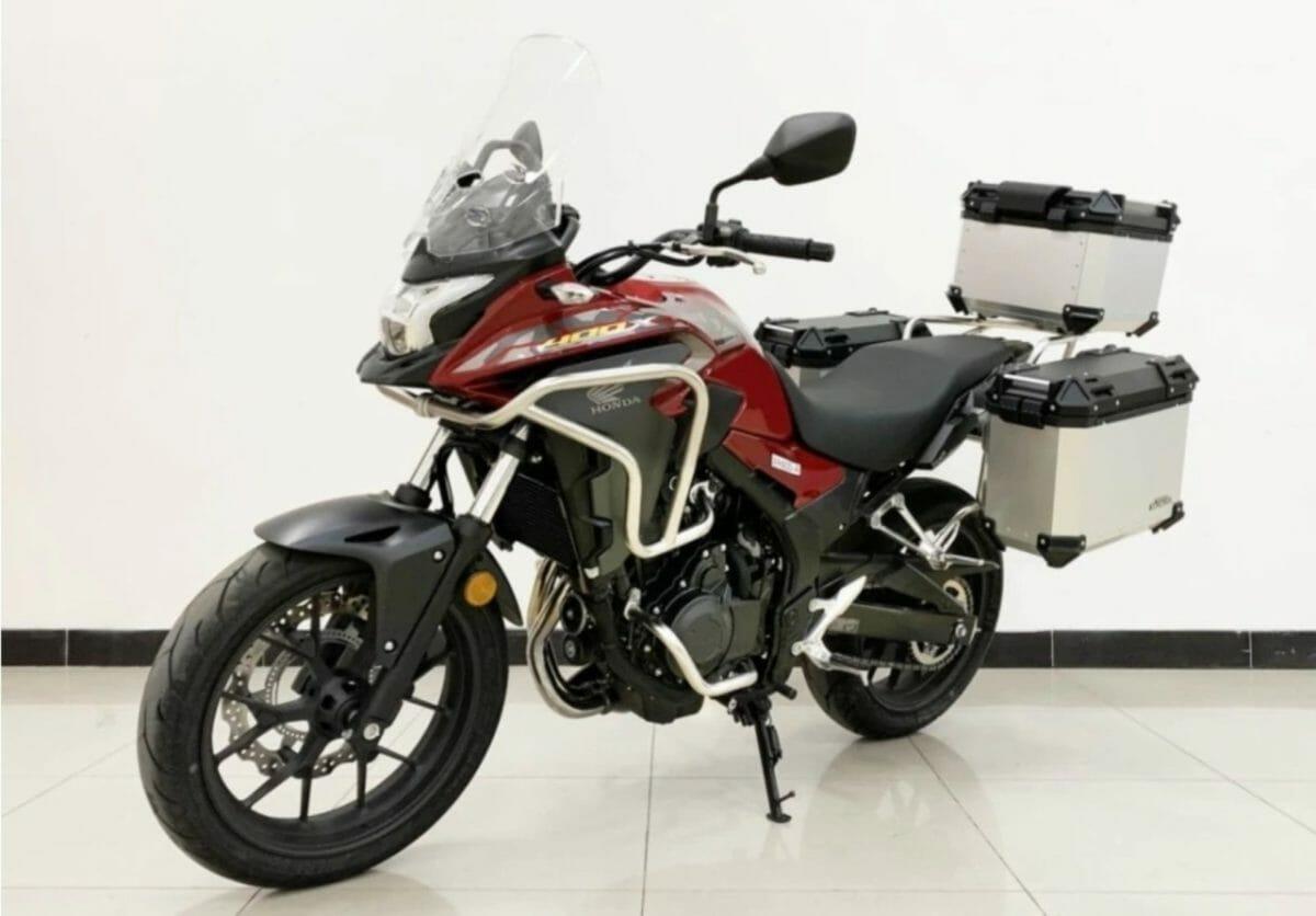 Honda CB400X (1)