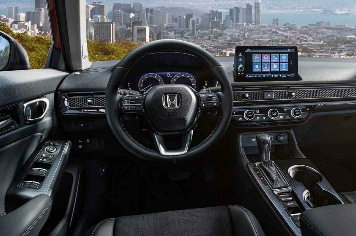 Honda Civic 11th gen (2)