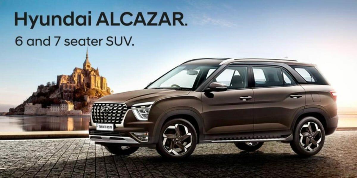 Hyundai Alcazar Unveield (1)