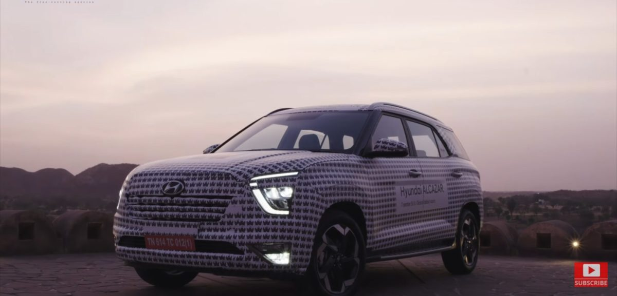 Hyundai Alcazar first drive