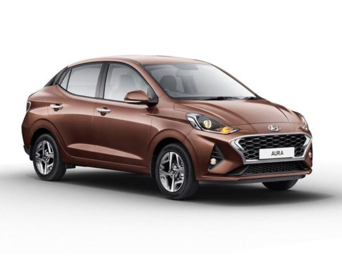 Hyundai Aura updated