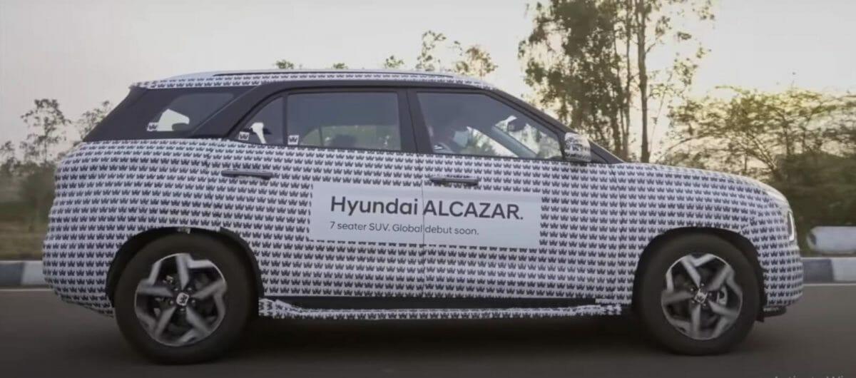 Hyundai alcazar teased again (1)