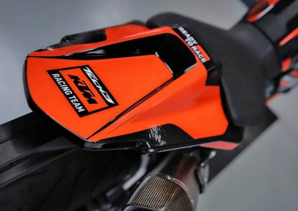 KTM 89 Duke tech3 motogp