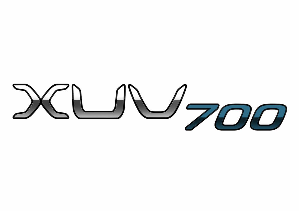 Mahindra XUV700 logo