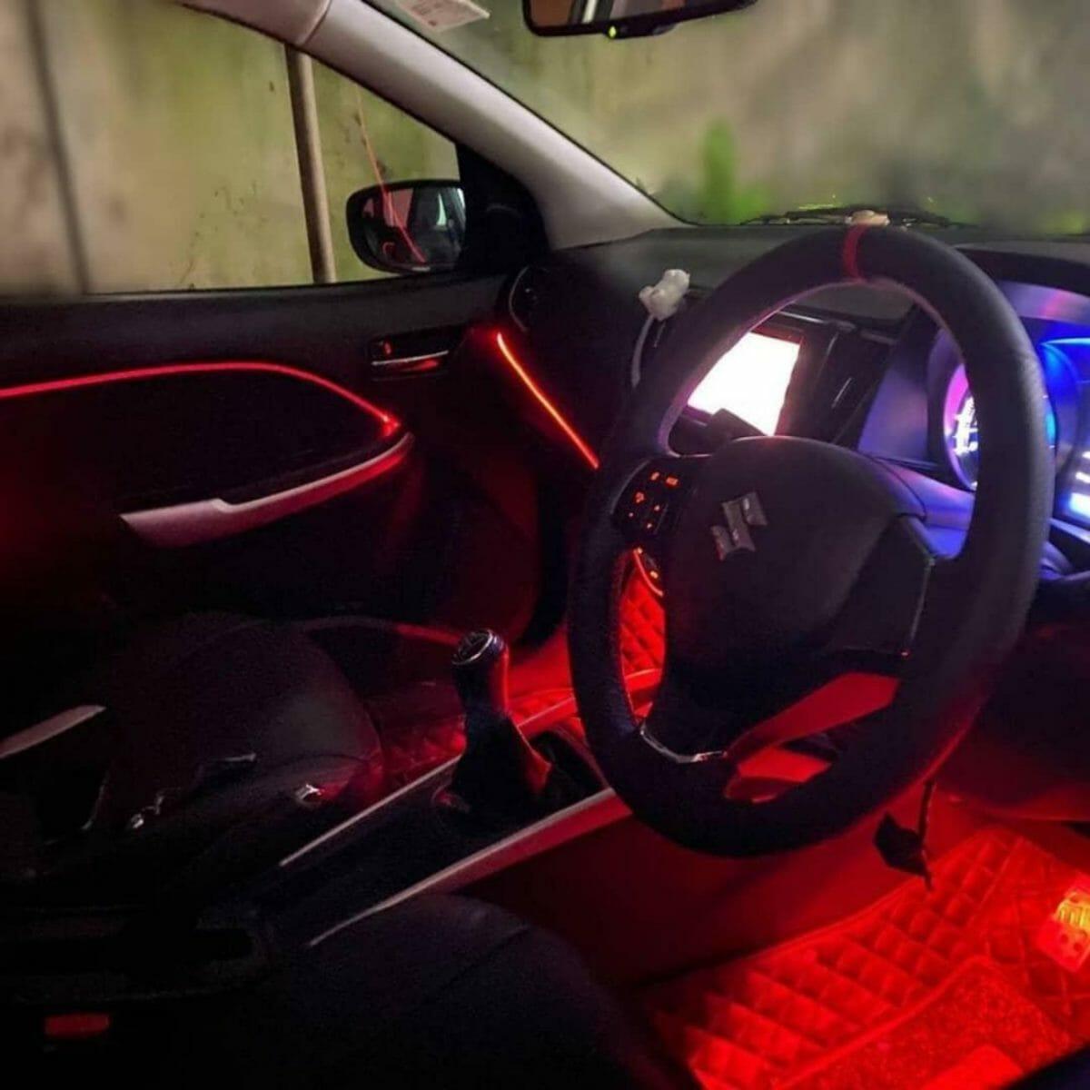 Modified Maruti Suzuki Baleno (3)