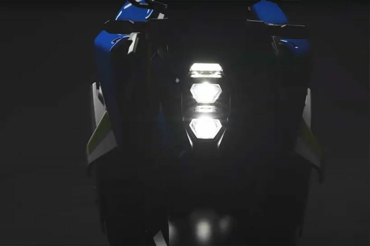 Suzuki GSX S1000 teased