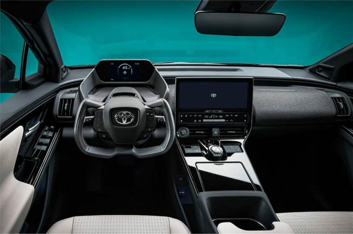 Toyota Bz4x (2)