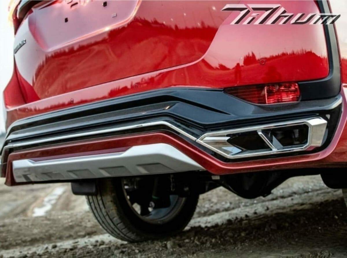 Toyota Legender custom body kit Tithum (4)