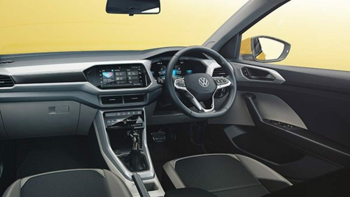 Volkswagen Taigun interiors