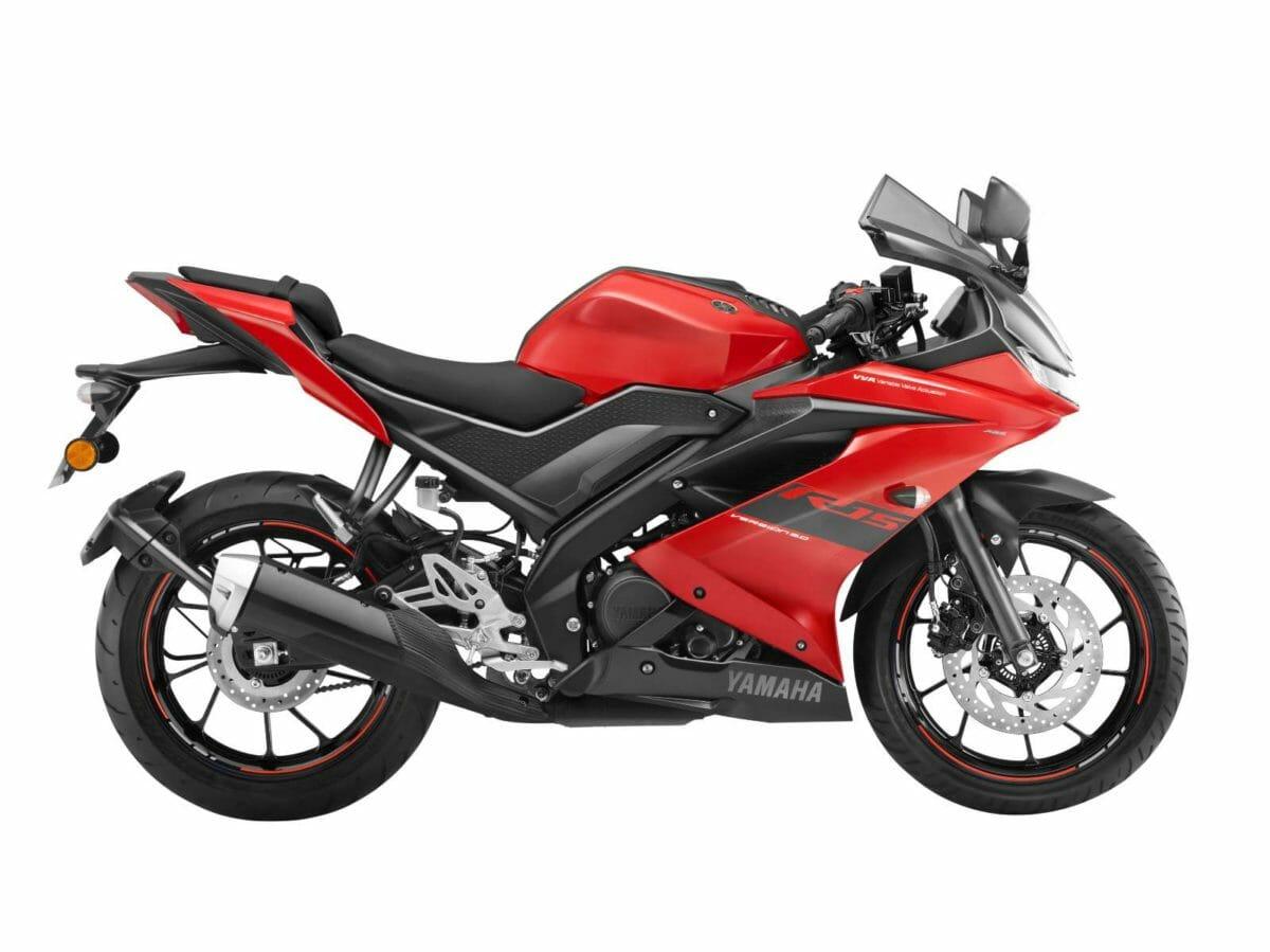 Yamaha R15 V3 Metallic Red (1)
