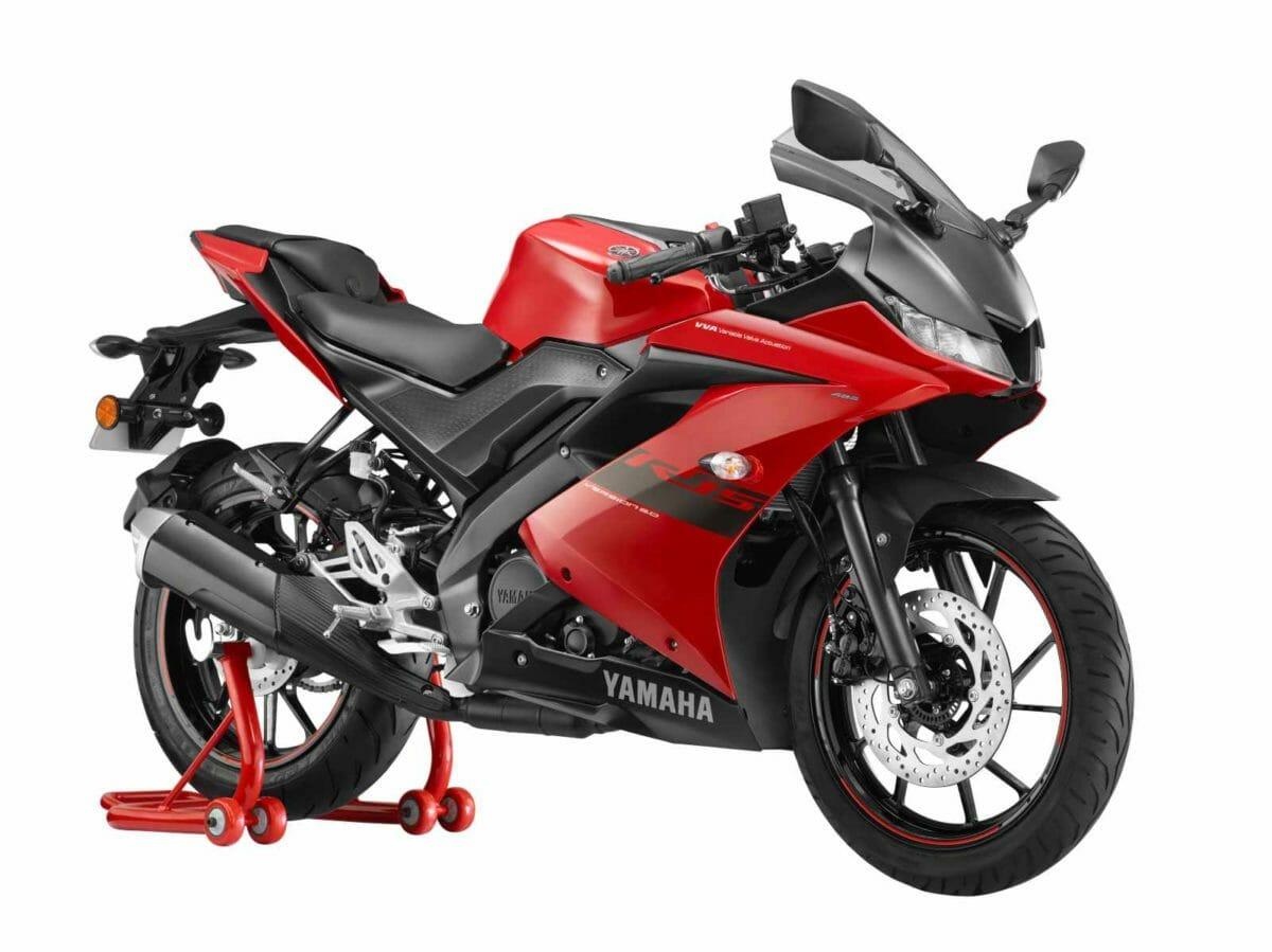 Yamaha R15 V3 Metallic Red (2)