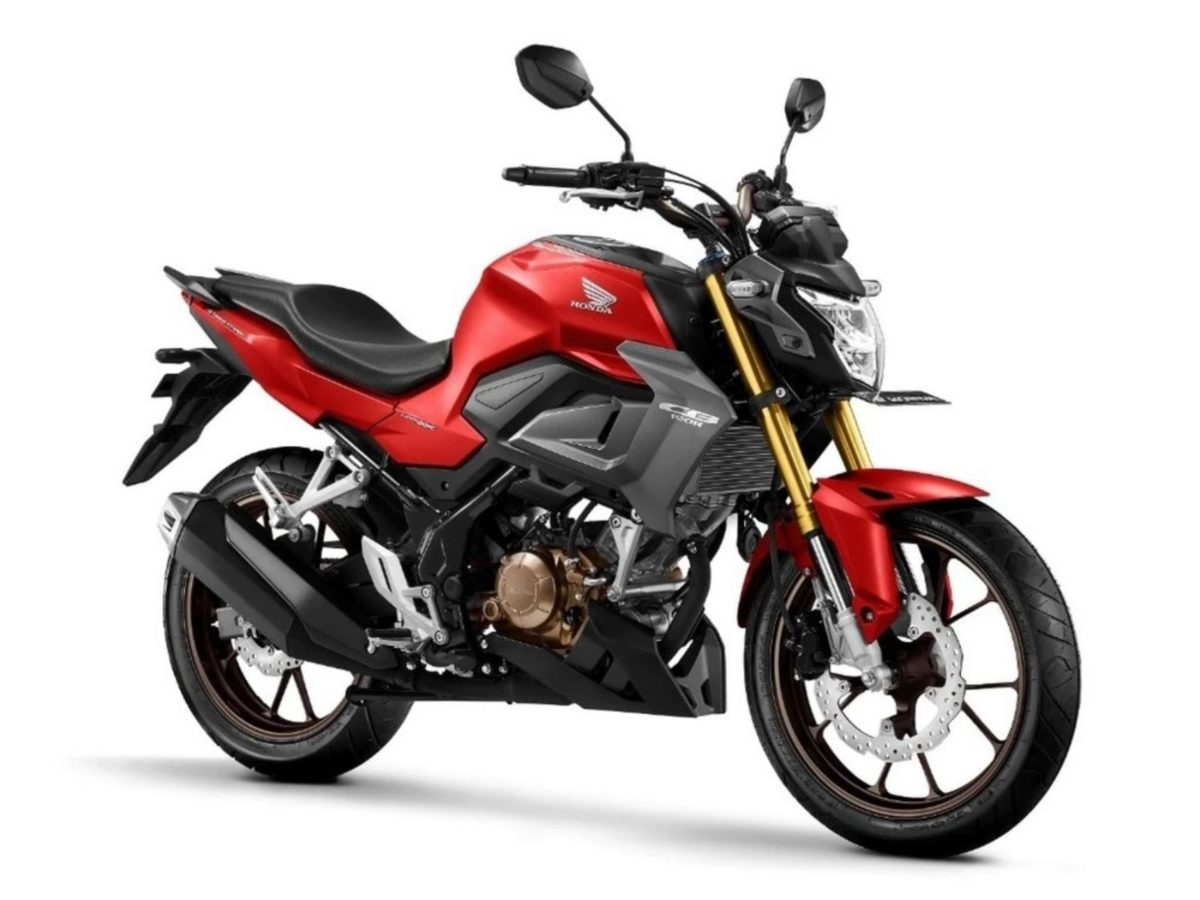 2021 Honda CB150R Streetfire (1)