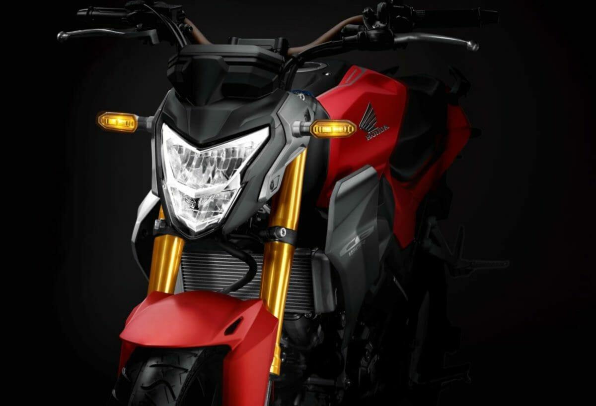 2021 Honda CB150R Streetfire