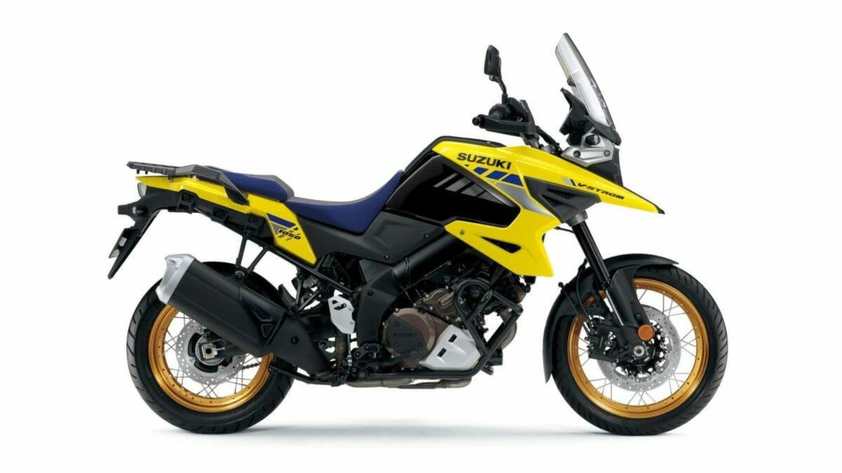 2021 Suzuki V strom 1050