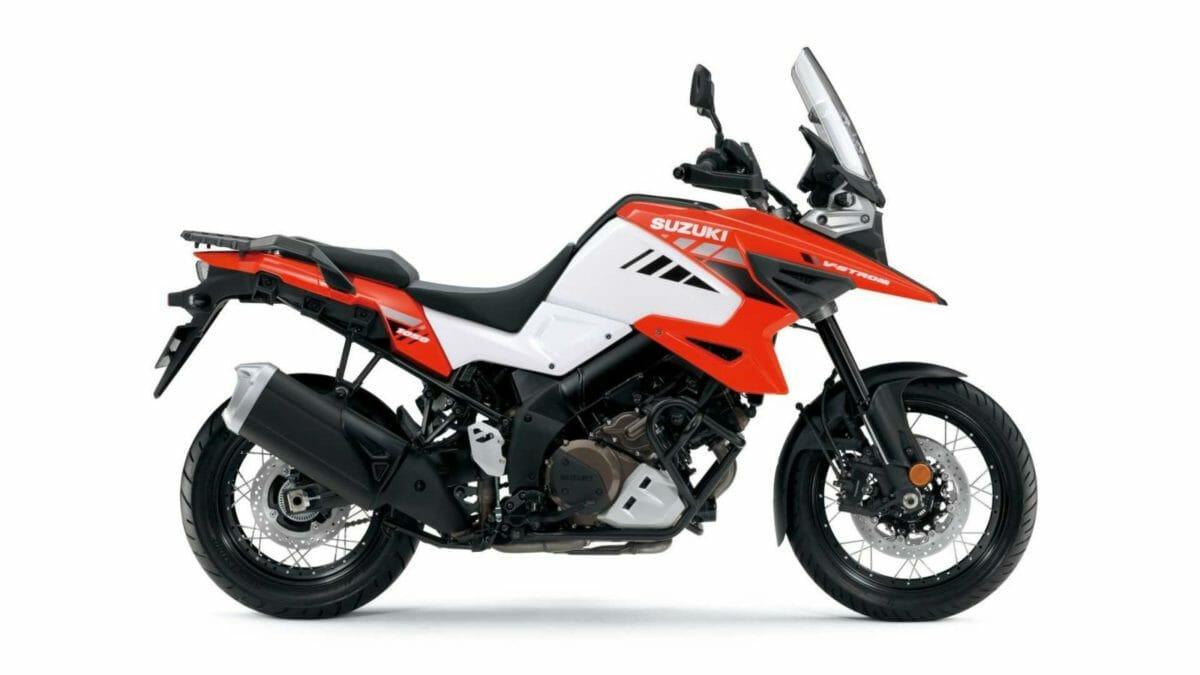 2021 Suzuki V strom 1050 (2)