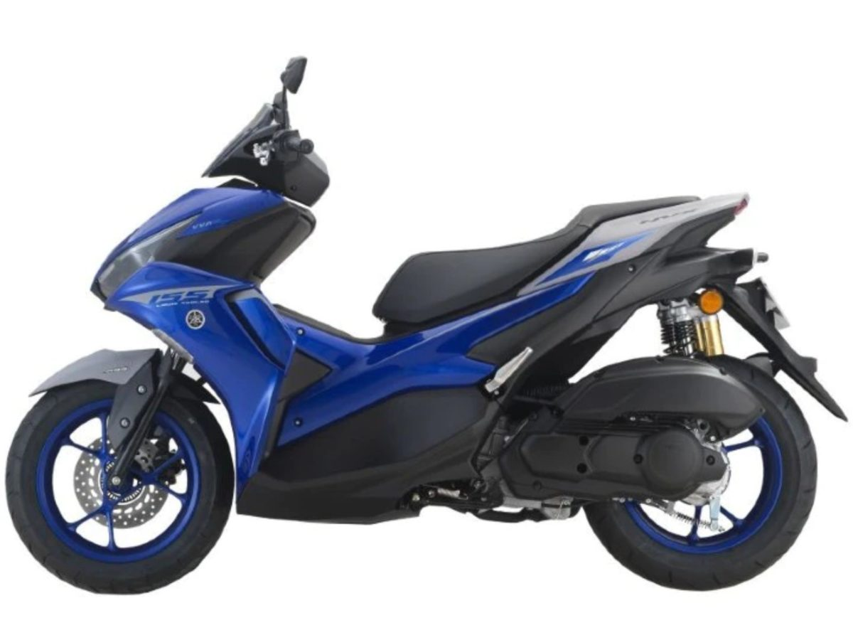 2021 Yamaha NVX 155 (1)