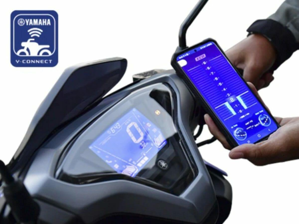 2021 Yamaha NVX 155 (2)