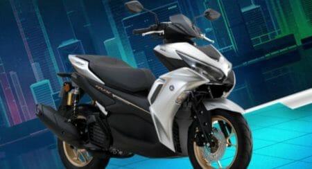 2021 Yamaha NVX 155