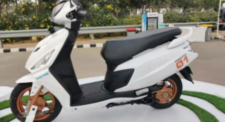 Hero MotoCorp Could Launch Its First Electric Scooter In Early 2022