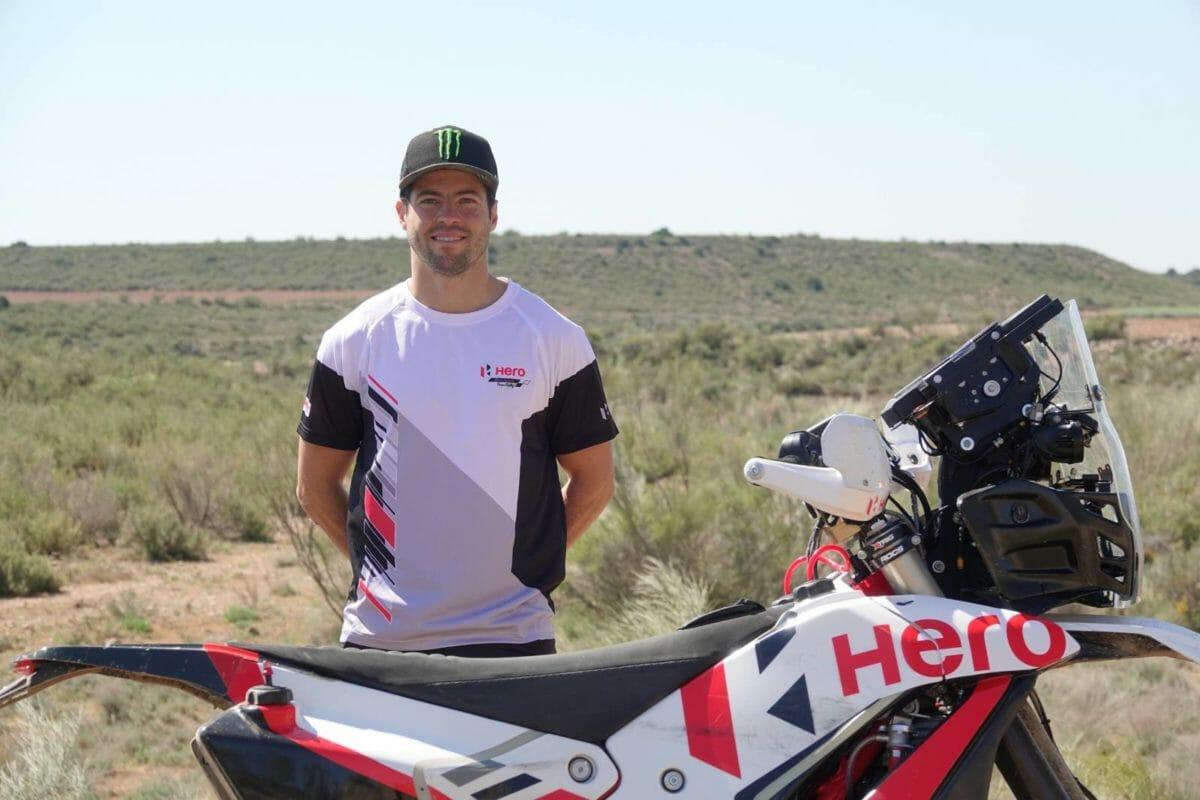 Hero Motorsports Franco caimi