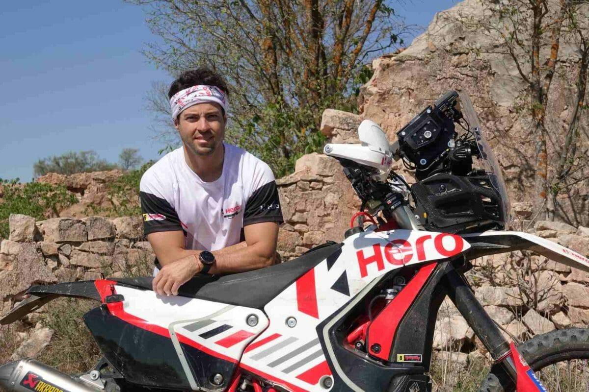Hero Motosports Franco caimi