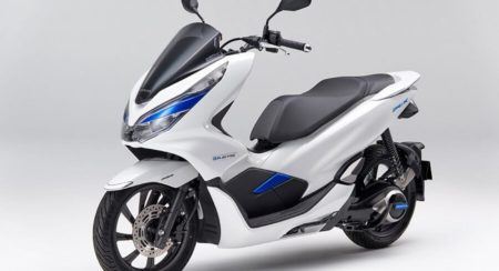 Honda Files Patent For PCX Electric Scooter In India