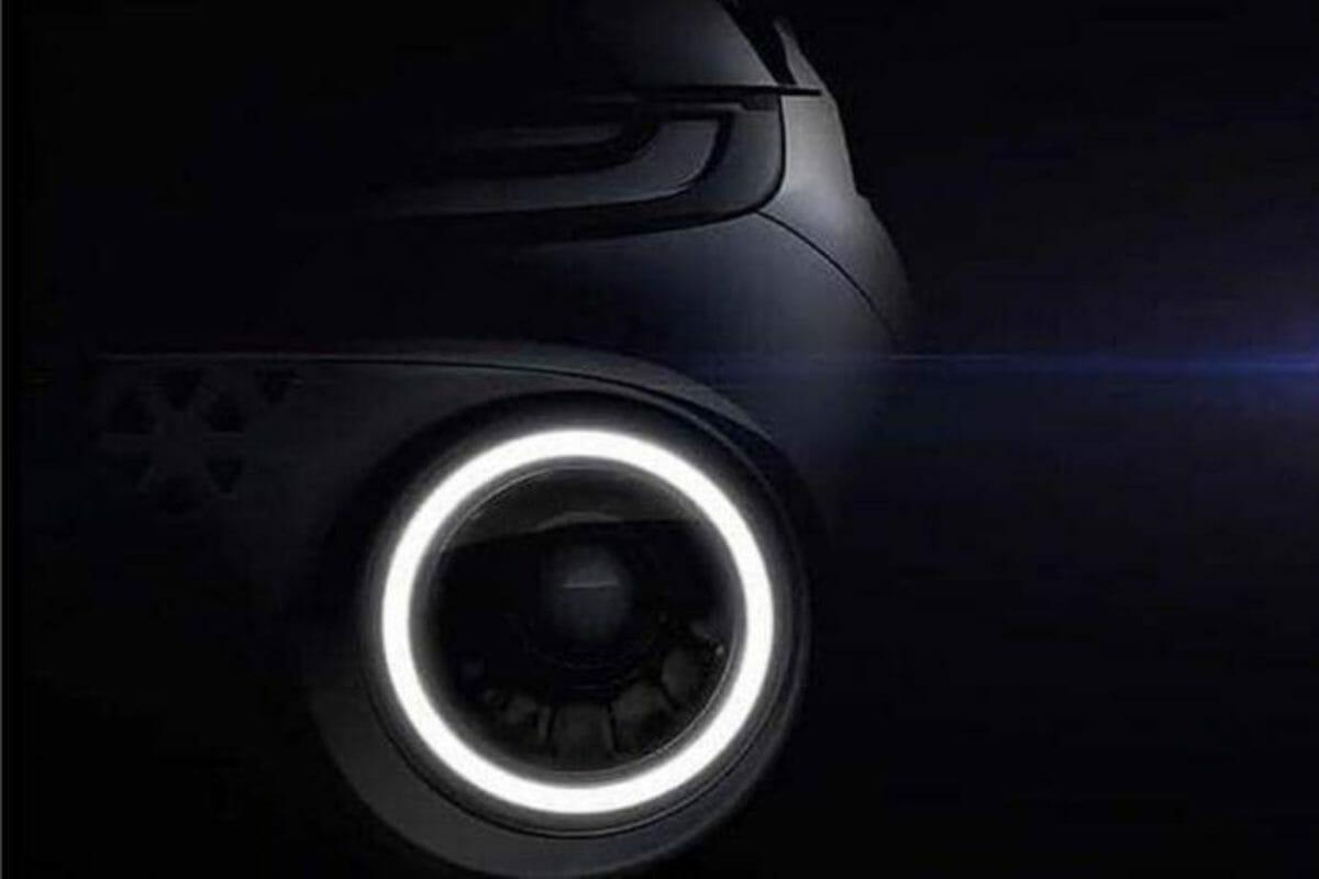 Hyundai AX1 Teaser