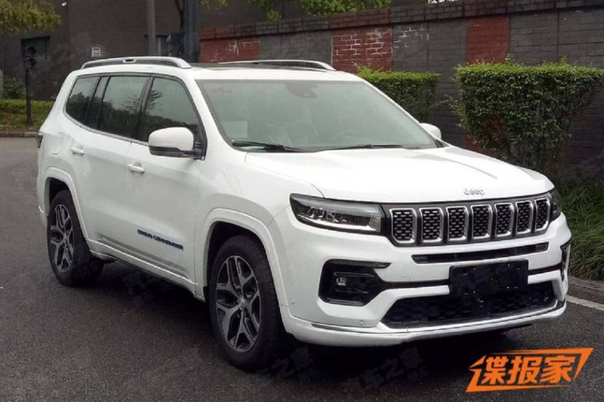 Jeep Grand Commander leaked (1)