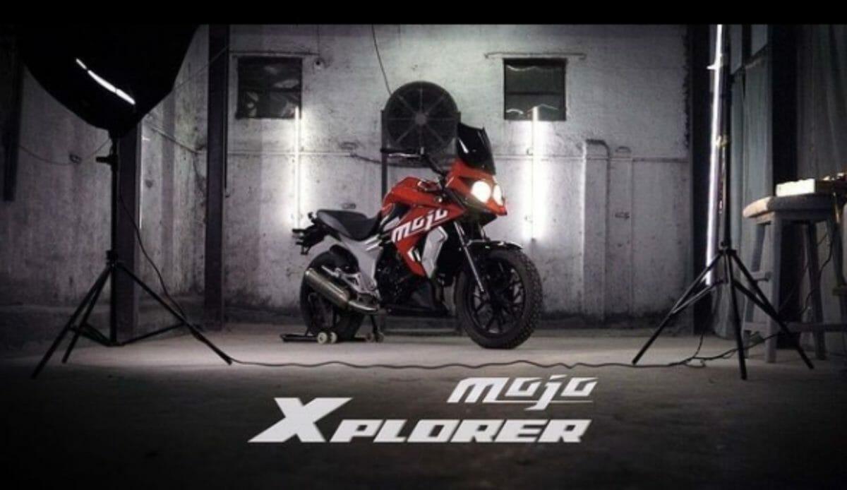 Mahindra mojo explorer