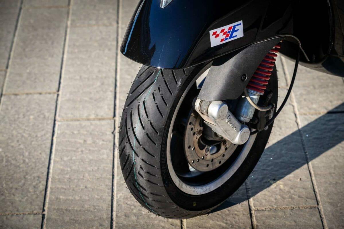 TVS Eurogrip scooter tyres
