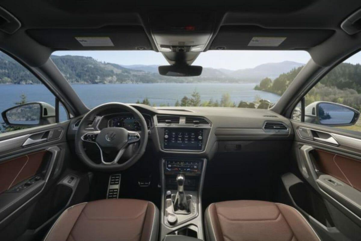 Volkswagen Tiguan AllSpace facelift