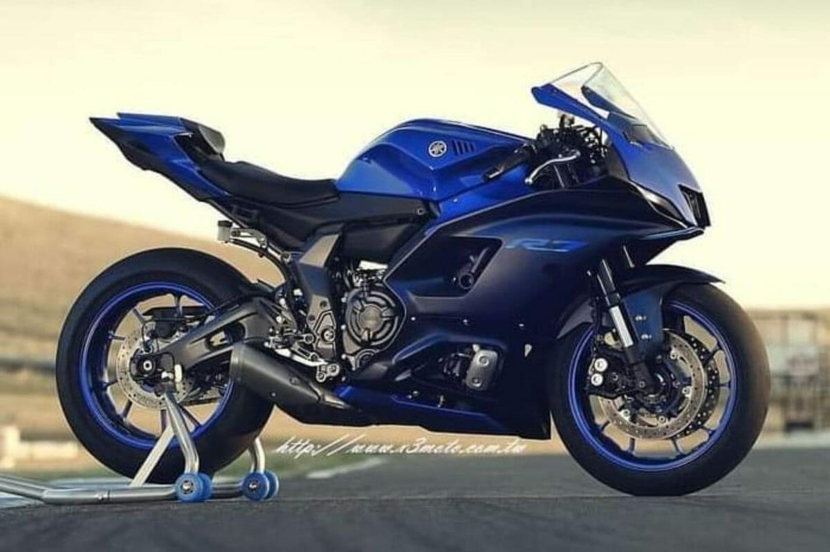 Yamaha R7 leaked