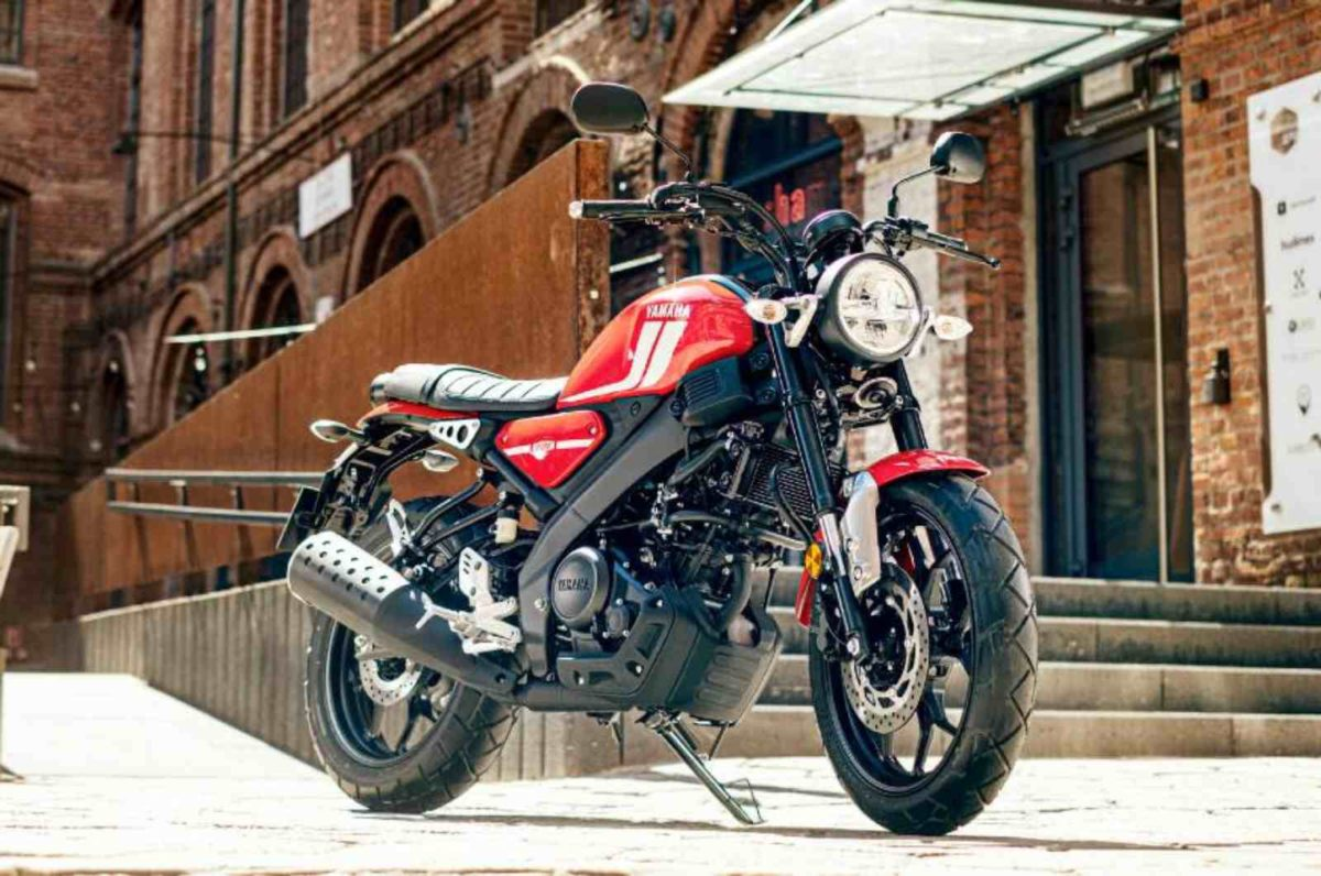 Yamaha XSR 125 (1)