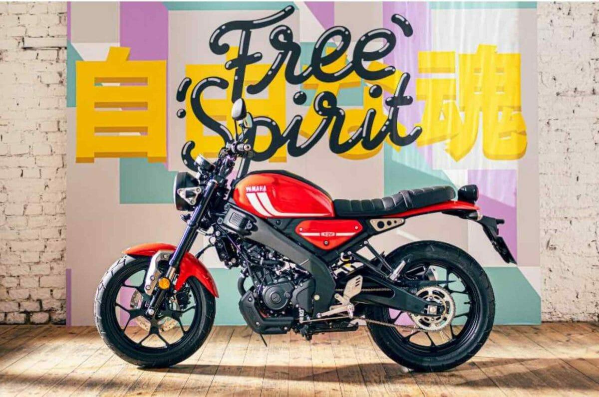 Yamaha XSR 125 (3)