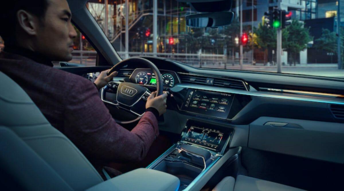 2021 Audi eTron – 2