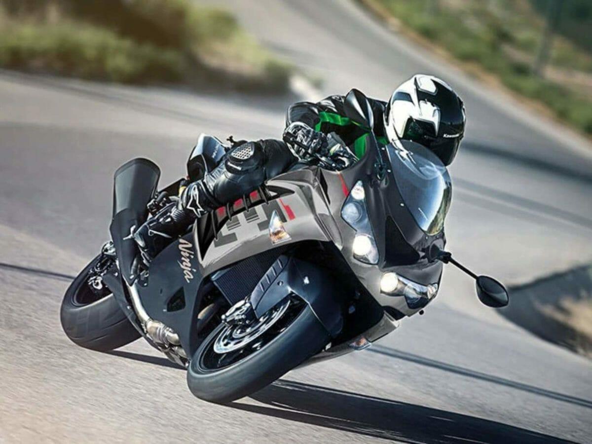 2021 Kawasaki Ninja Zx 14R