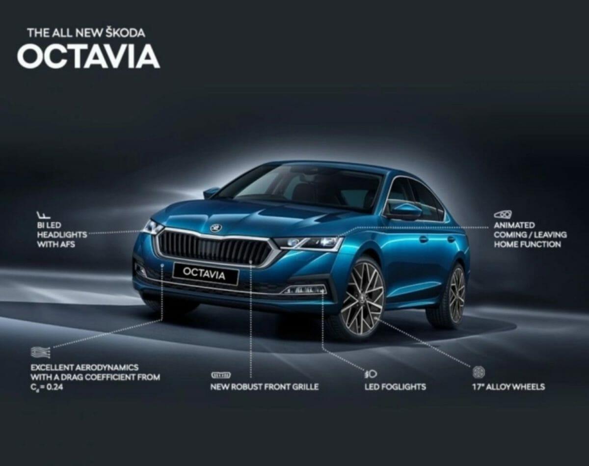 2021 Skoda Octavia (4)