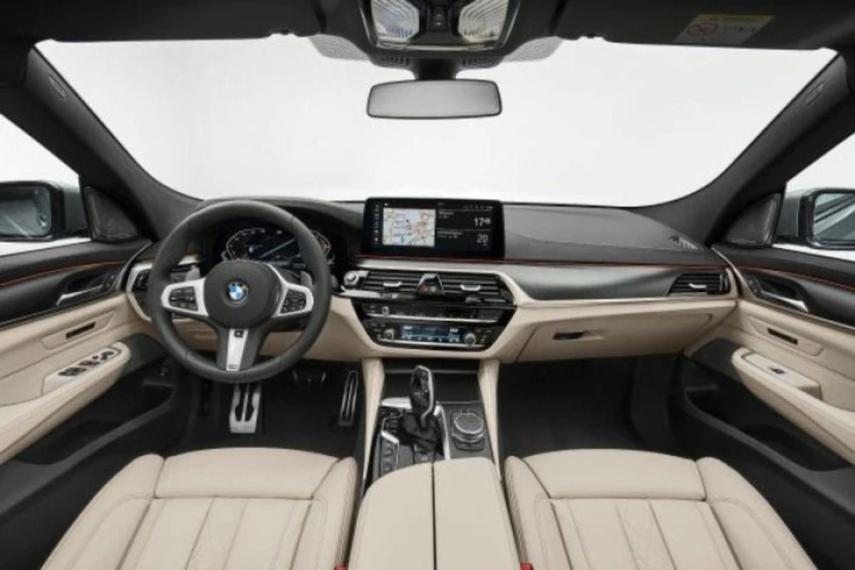 BMW 5 series facelift (2)