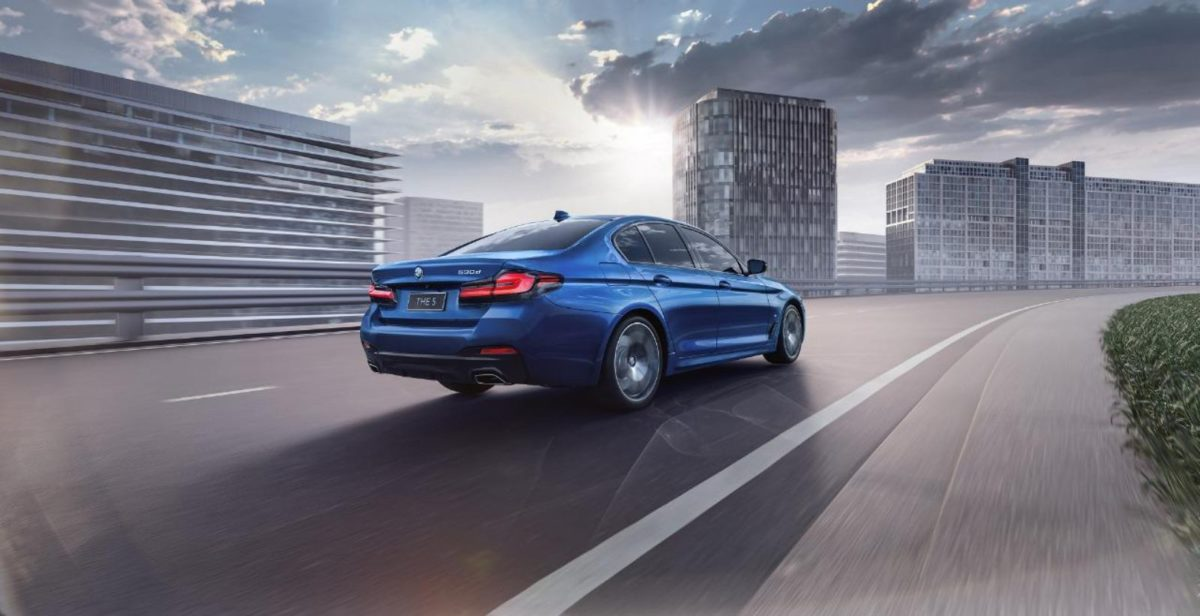 BMW 5 series facelift (3)