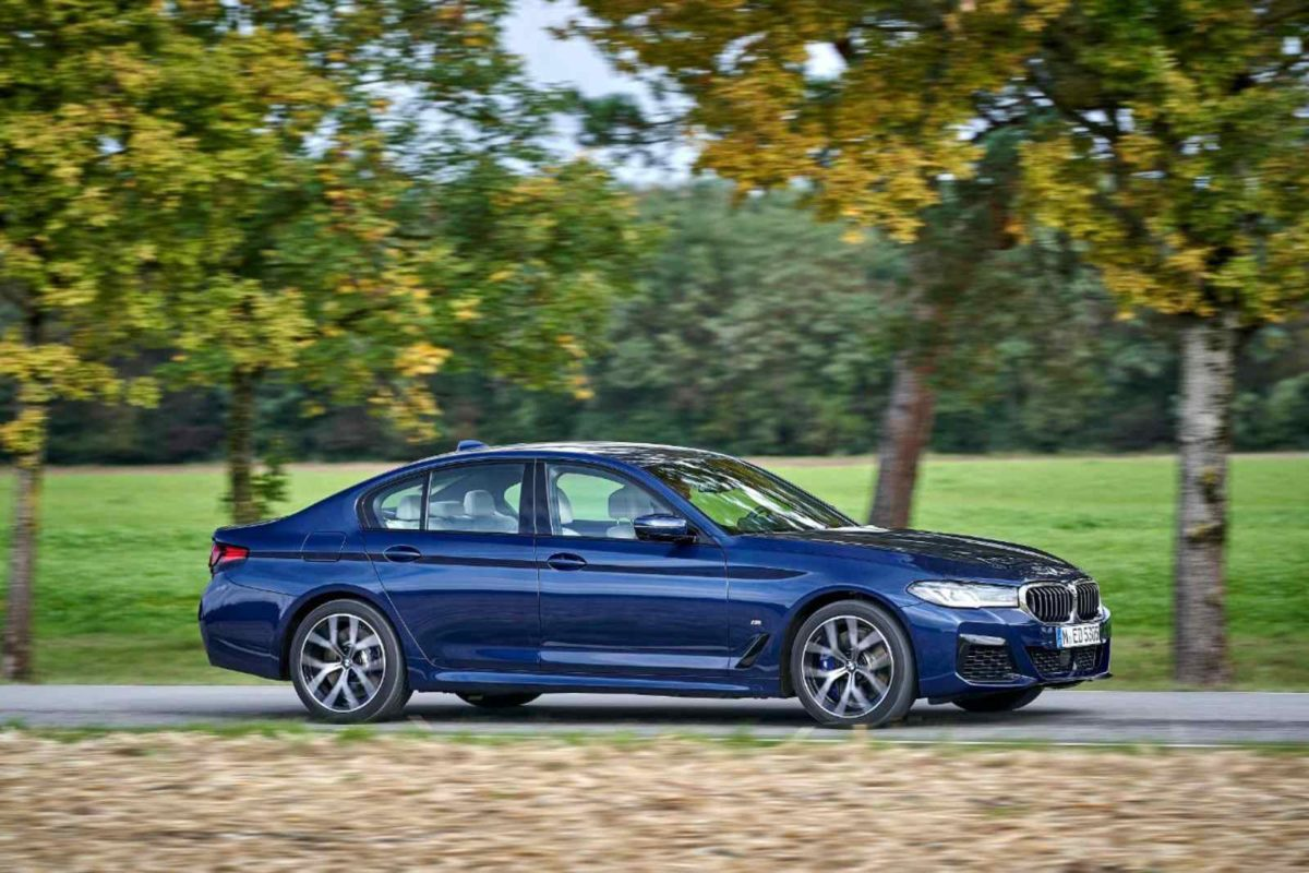 BMW 5 series facelift (4)