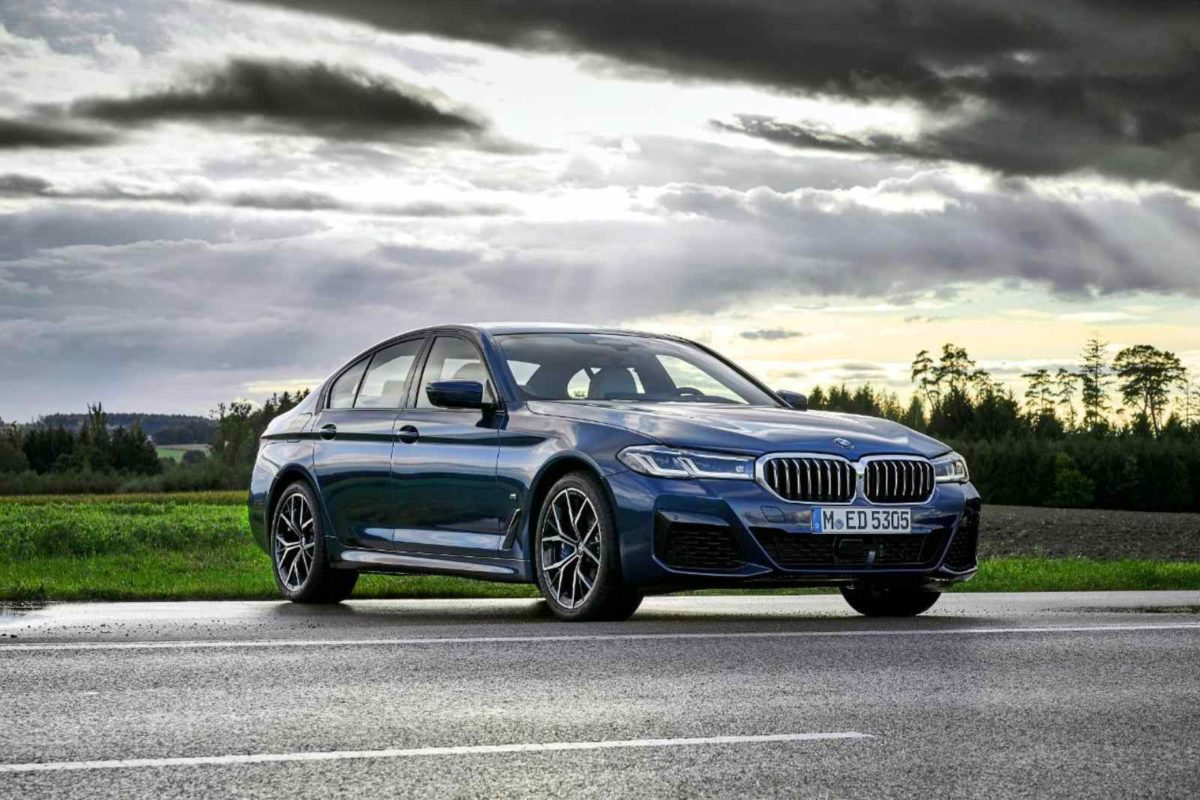 BMW 5 series facelift (5)