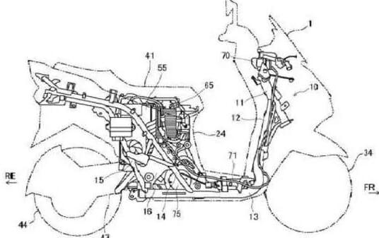 Burgman Patent Leak