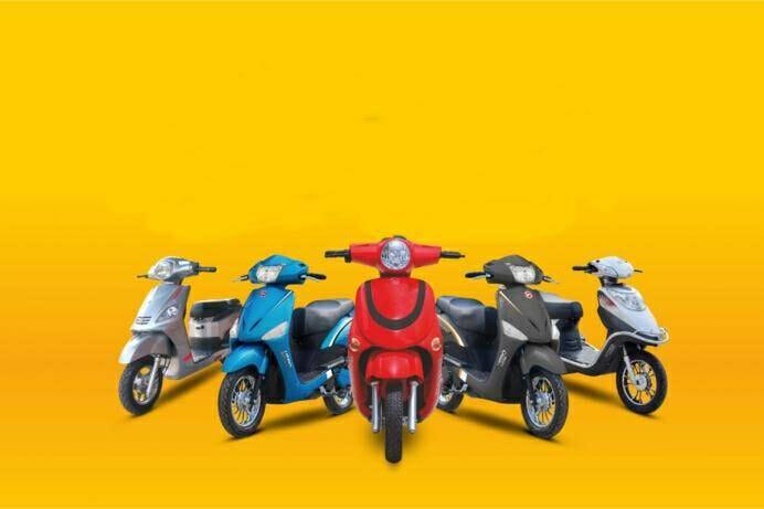 Hero Electric Optima HX 2