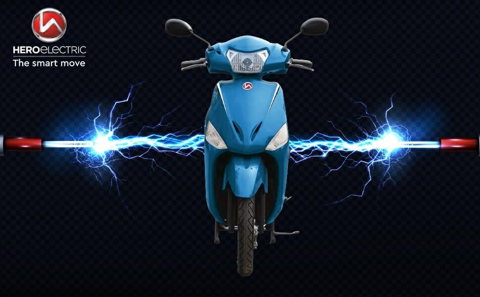 Hero Electric Optima HX