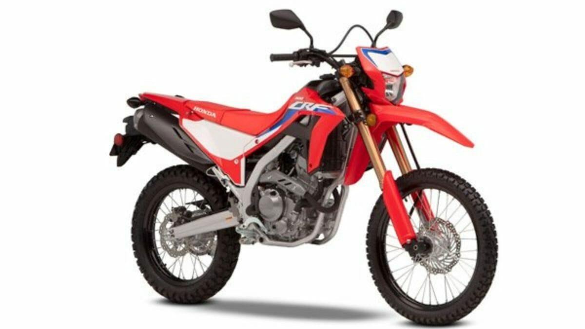 Honda CRF300L