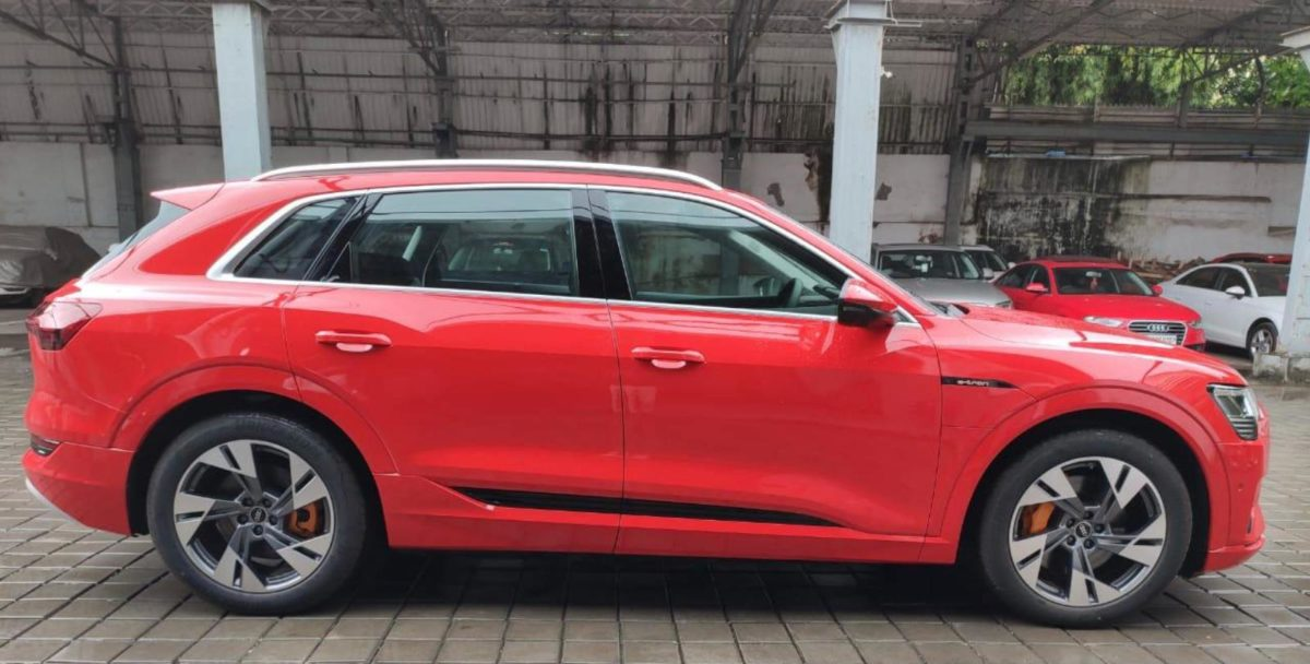 India Spec Audi e tron 2021_2